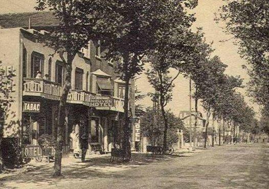 Nouvel-Hôtel, Porte-les-Valence