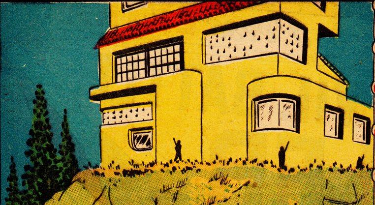 Daredevil Comics Daredevil battles Hitler.jpg