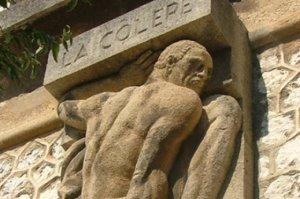 Autour de Gaston Castel. Promotion d'une sculpture monumentale parlante à Marseille