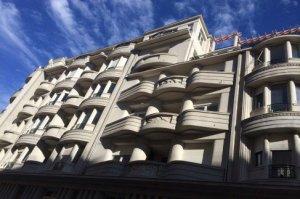 Rénovation du Glora Mansions