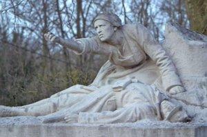 Rendez-vous au monument aux morts