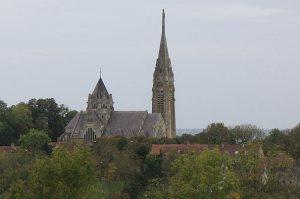 Deux églises Art Déco dans l'Aisne