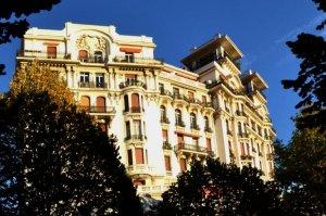 Les façades Art Déco de Nice