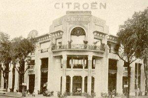 Citroën, garages et succursales