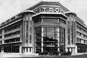 La Succursale Citroën de Lyon