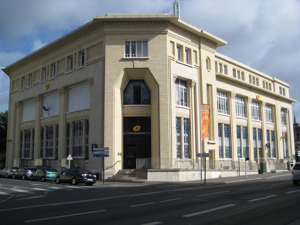 Hôtel des postes de Caen