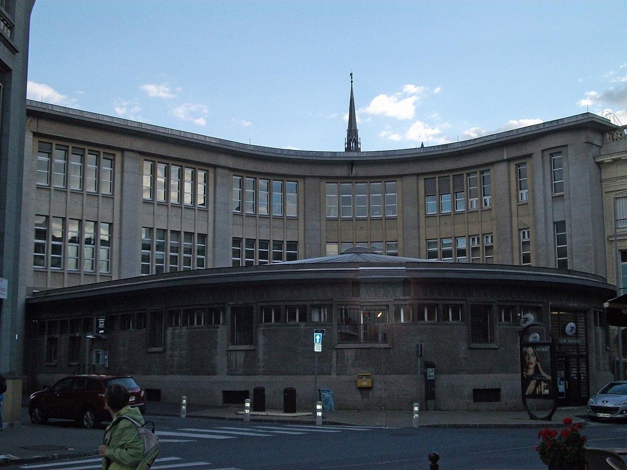 Hôtel des postes de Reims