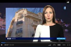 Nice patrimoine : les immeubles Art-Déco à Nice