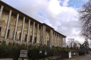 Le Palais de la Porte Dorée, un joyaux de l'Art Déco