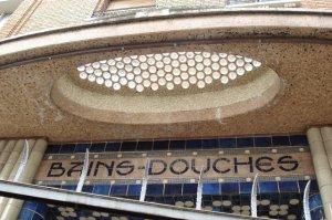 Paris, les lieux publics Art Déco