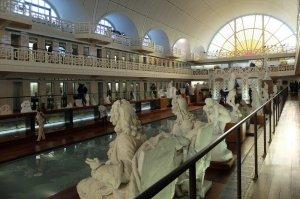 J'ai visité le musée la piscine à Roubaix