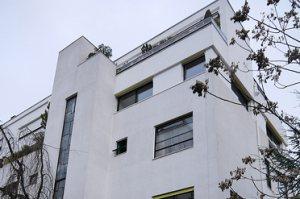 La rue Mallet-Stevens à Paris, l'histoire de trois architectes